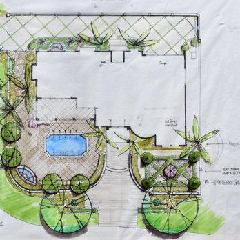 Landscape Design Of A Home In Fort Lauderdale Florida Yelp