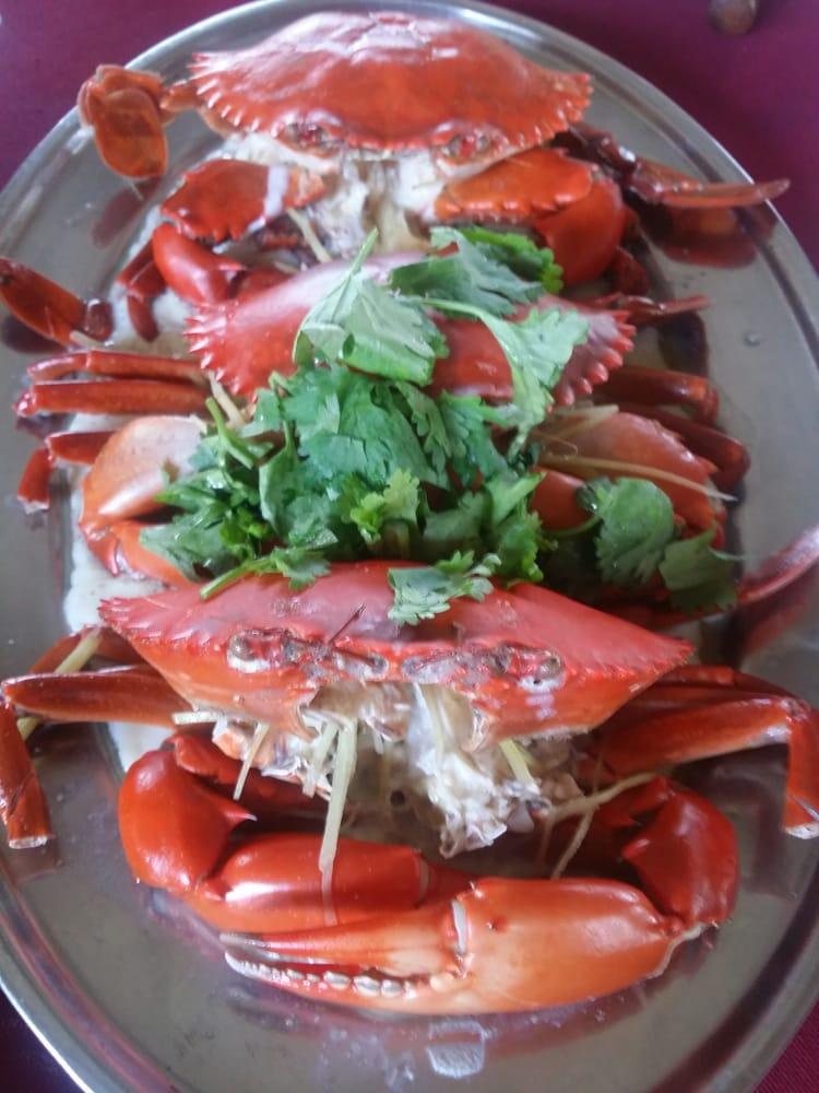 Restoran Makanan Laut Bagan Seafood Jalan Feri Lama Pasir