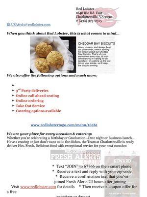 Red Lobster Order Food Online 25