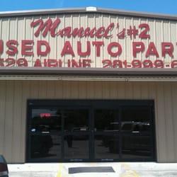 Manuel Auto Parts >> Manuel Used Auto Parts Repuestos Y Accesorios 10529
