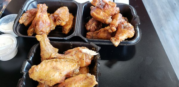 Atl Wings Takeout Delivery 70 Photos 177 Reviews Chicken Wings 1455 S Stapley Dr Mesa Az Restaurant Reviews Phone Number Yelp