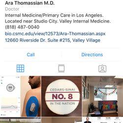 Ara Thomassian, MD - Cedars-Sinai - 10 Photos & 76 Reviews