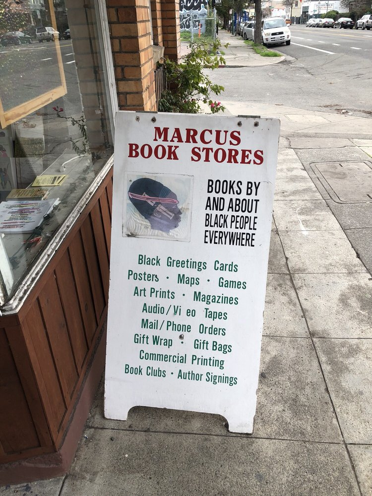 Photo of Marcus Book Stores - Oakland, CA, United States