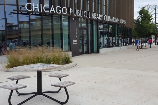 Chicago Public Library Chinatown Branch 2100 S Wentworth Ave Chicago Il Libraries Mapquest