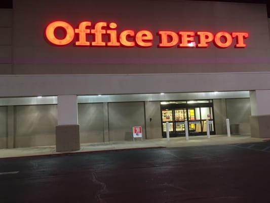 office depot shreveport la