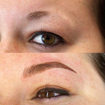 Brows By Mace 52 Photos Permanent Makeup 5703 S East St Indianapolis In Phone Number Yelp