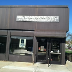 Post Offices Near Highwood Office
