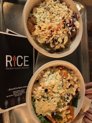 Rice Mediterranean Kitchen 164 Giralda Ave Coral Gables Fl