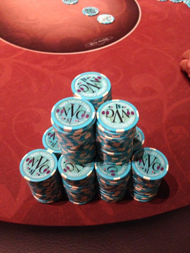 Napa valley casino poker tournaments atlantic city casinos with free parking