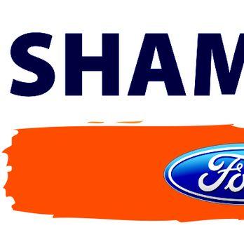 Shamaley Ford El Paso >> Our New Shamaley Ford Logo Yelp