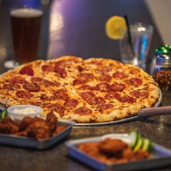 We Offer Planet Pizzas Full Menu Best Pizza And Wings In