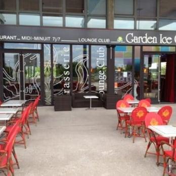 franchise Garden Ice Café