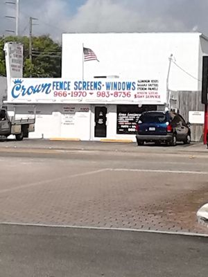 Crown Screen Awning Fence 5935 Johnson St Hollywood Fl Construction Building Contractors Mapquest
