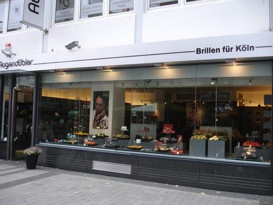 Augendubler Brillen Fur Koln Eyewear Opticians Breite Str 1 Neumarkt Viertel Koln Nordrhein Westfalen Germany Phone Number Yelp