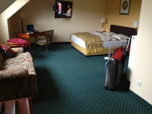 hotel am see eschenbach germany