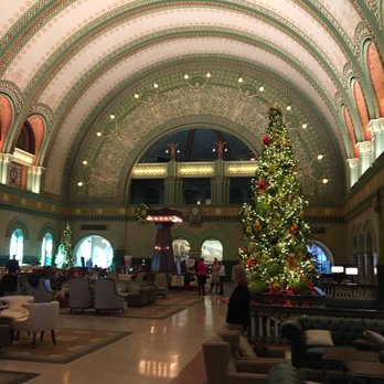 St. Louis Union Station Hotel, Curio