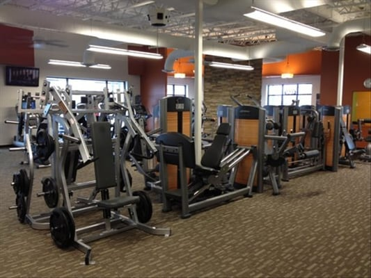 Anytime Fitness 350 S Eagle Rd Eagle Id Health Clubs Gyms Mapquest