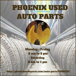 Phoenix Auto Parts >> Phoenix Auto Parts Closed 2019 All You Need To Know