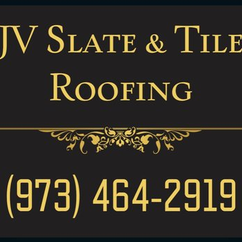 Jv Slate Tile Roofing Request A Quote Roofing 10 Park Ave Caldwell Nj Phone Number Yelp