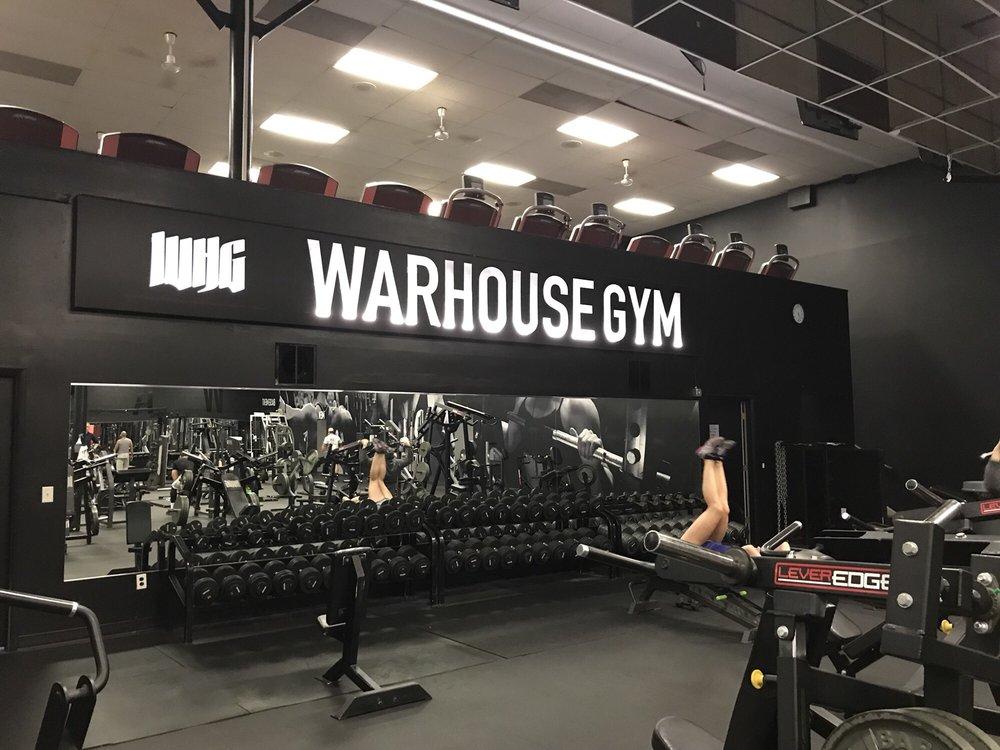 Warhouse Gym - Zapdosun