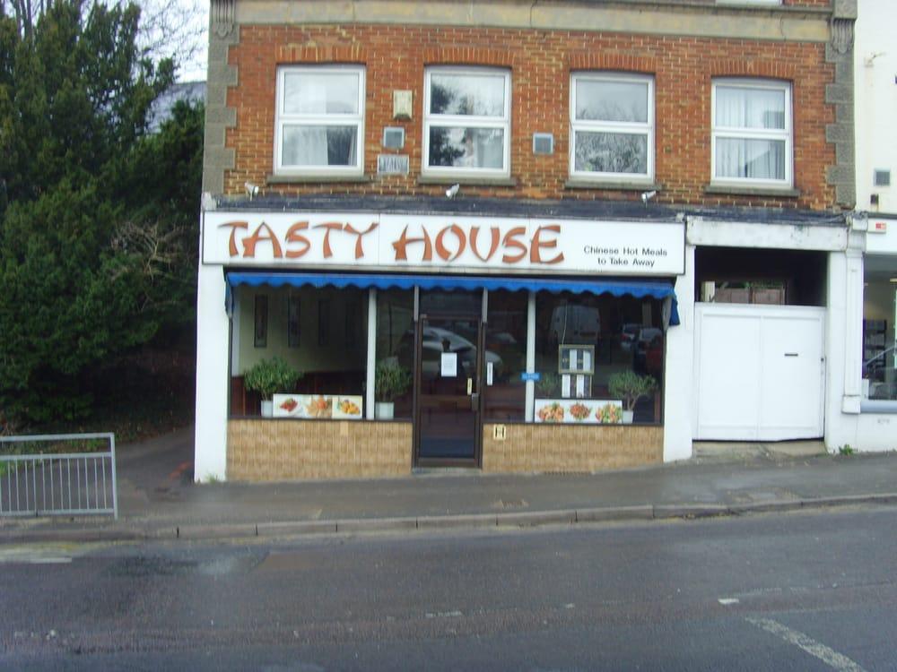 Tasty House Takeaway Fast Food 1 Station Hill Farnham