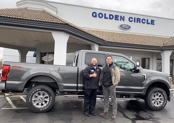 Golden Circle Ford >> Golden Circle Ford Lincoln 1432 Highway 45 Byp Jackson Tn