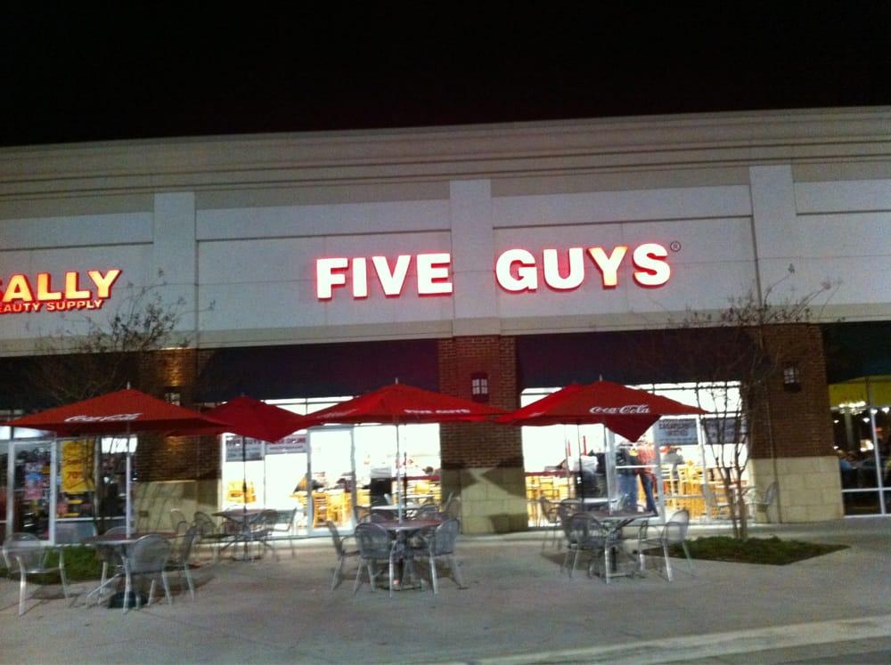 Five Guys Takeout Delivery 31 Photos 61 Reviews Burgers 1395 Enterprise Way Huntsville Al Restaurant Reviews Phone Number Menu Yelp