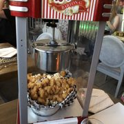 Laughing Bird Popcorn Shrimp Menu Barton G Los Angeles Los Angeles