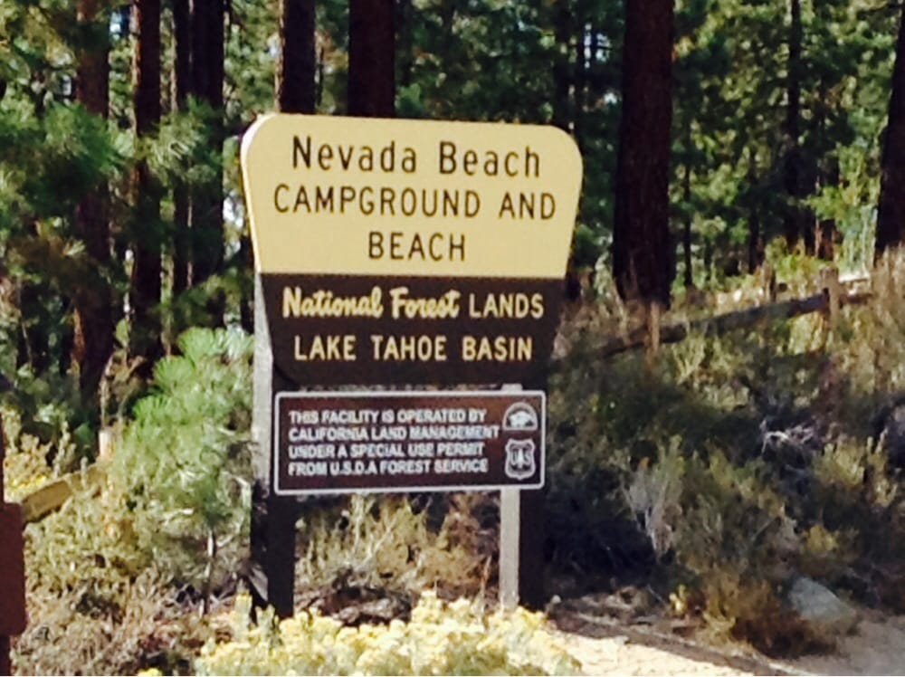 Nevada Beach Campground 185 Photos 78 Reviews Campgrounds Elks Point Rd Zephyr Cove Nv Phone Number Yelp