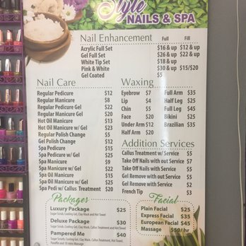 Style Nails \u0026 Spa , 2019 All You Need to Know BEFORE You Go