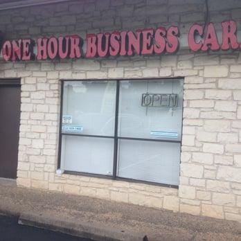 One Hour Business Cards 13 Photos