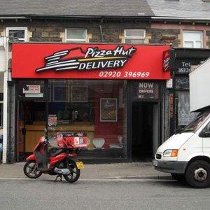 Pizza Hut Pizza 1 Churchill Road Weston Super Mare