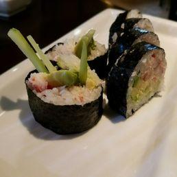 Spicy Crab Rolls