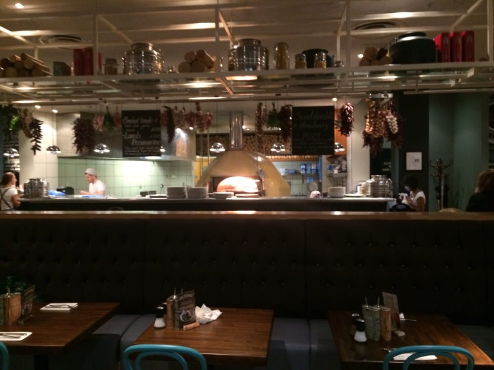 Zizzi Italian West Village Bluewater Kent Restaurant