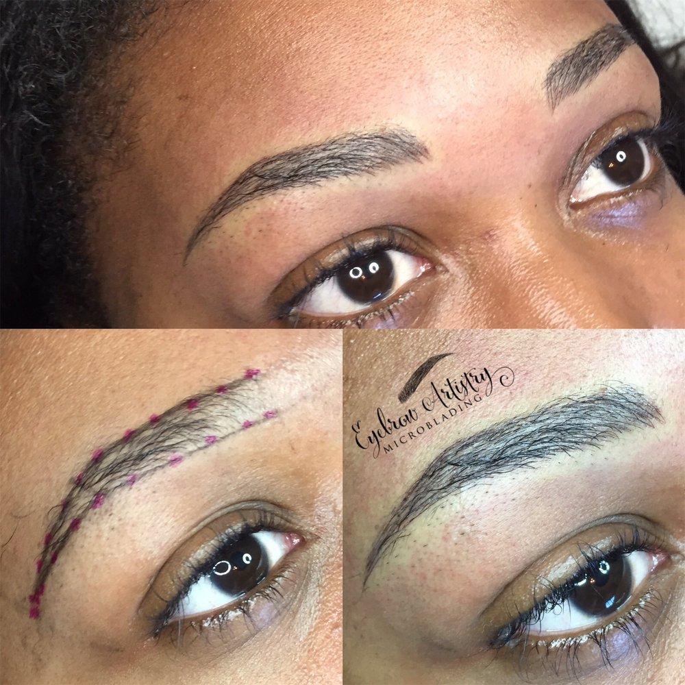 Eyebrow Artistry Permanent Makeup