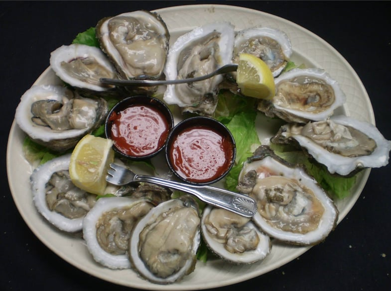 Photo of Rosebuds - Osprey, FL, United States. 1 Dozen Oysters