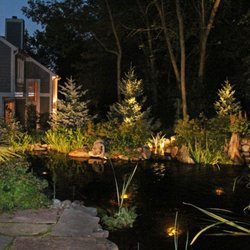 Night Gardens Landscape Lighting Landscaping Waukesha Wi