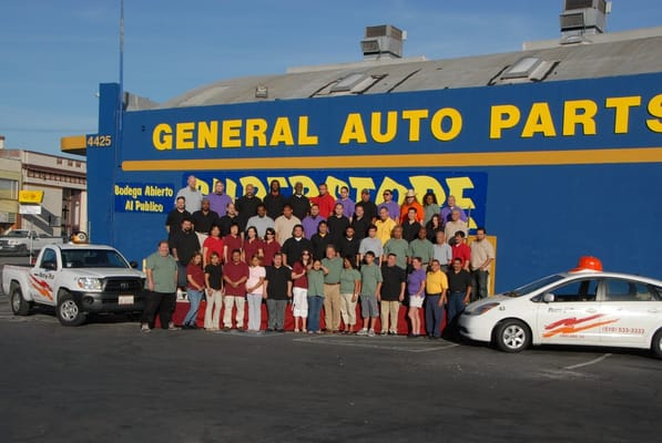 General Auto Parts >> General Auto Parts 4425 International Blvd Oakland Ca Auto