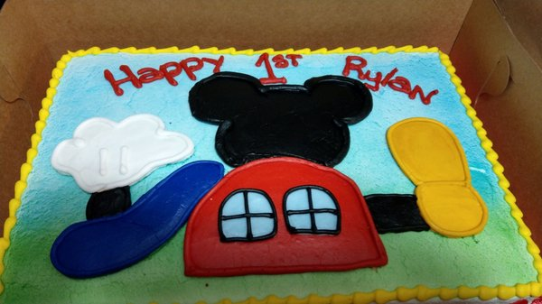 Remarkable Lucys Cake Shop 919 Sw Military Dr San Antonio Tx Bakeries Funny Birthday Cards Online Alyptdamsfinfo
