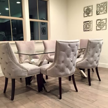Pleasant My Z Galleries Dining Room Versailles Chairs Axis Dining Evergreenethics Interior Chair Design Evergreenethicsorg