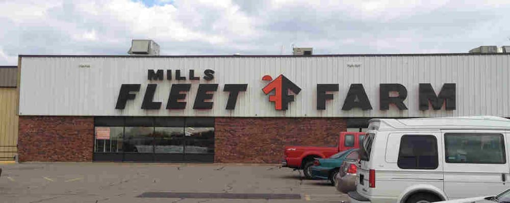 Mills Fleet Farm Department Stores 1101 W Upham St Marshfield Wi Phone Number Yelp