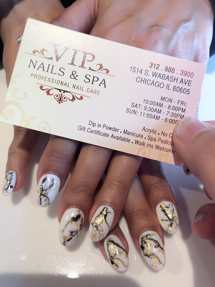 Vip Nails Amp Spa Updated Covid 19 Hours Services 147 Photos 103 Reviews Nail Salons 1514 S Wabash Ave Near Southside Chicago Il United States Phone Number Yelp