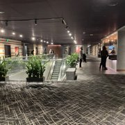 Photo of IPIC Theaters - Atlanta, GA, United States. Upstairs area and full bar