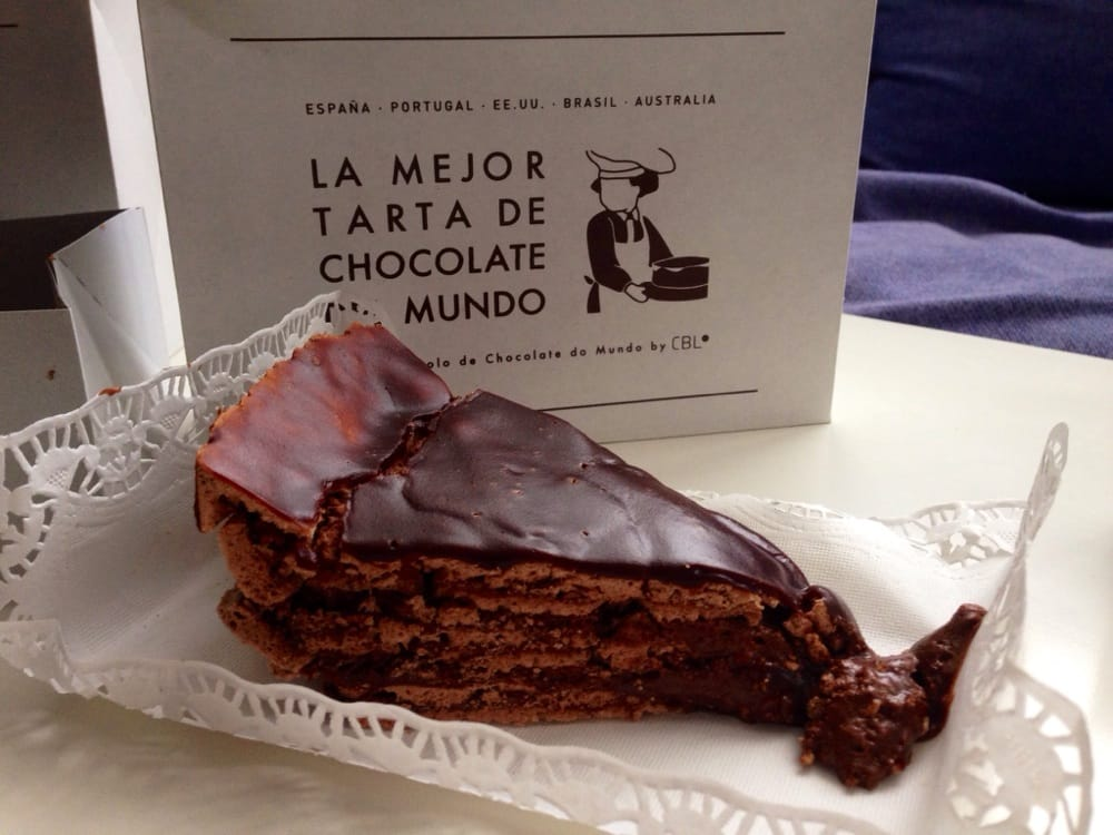 La Mejor Tarta De Chocolate Del Mundo 22 Photos 21 Reviews Desserts Calle De Alcalá 89 Salamanca Madrid Spain Phone Number