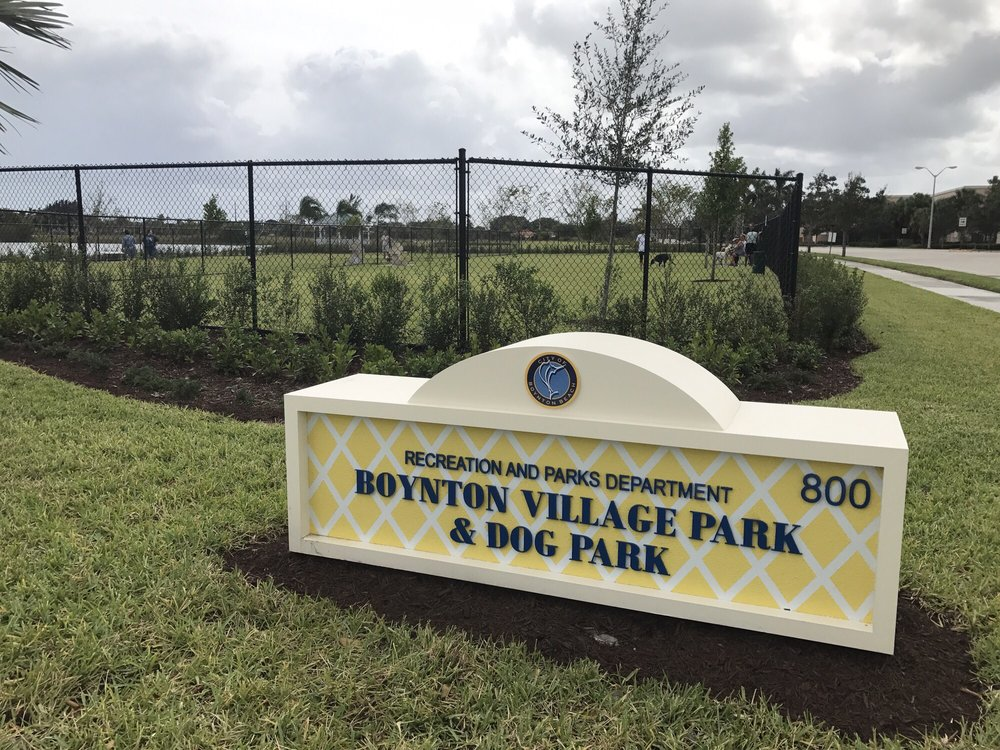 Photo of Boynton Village Park And Dog Park - Boynton Beach, FL, United States