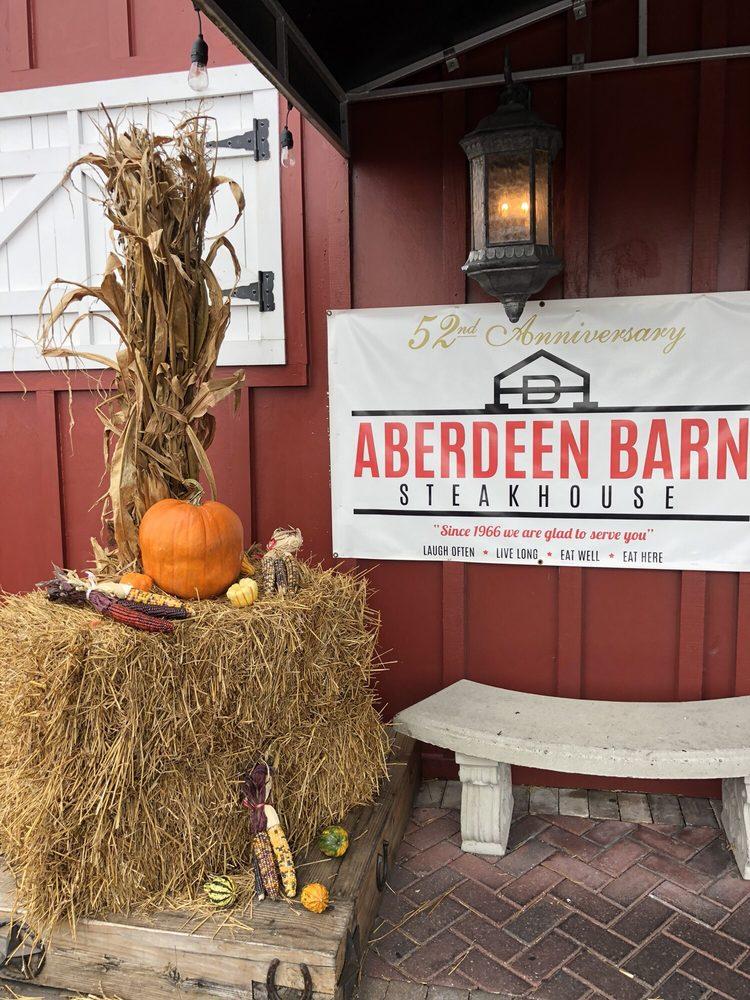 Photos for Aberdeen Barn Steakhouse - Yelp