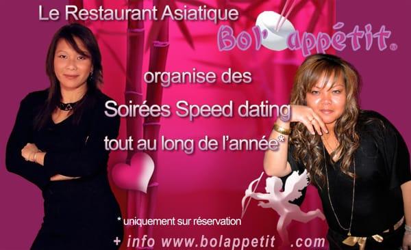 soirée speed dating st etienne
