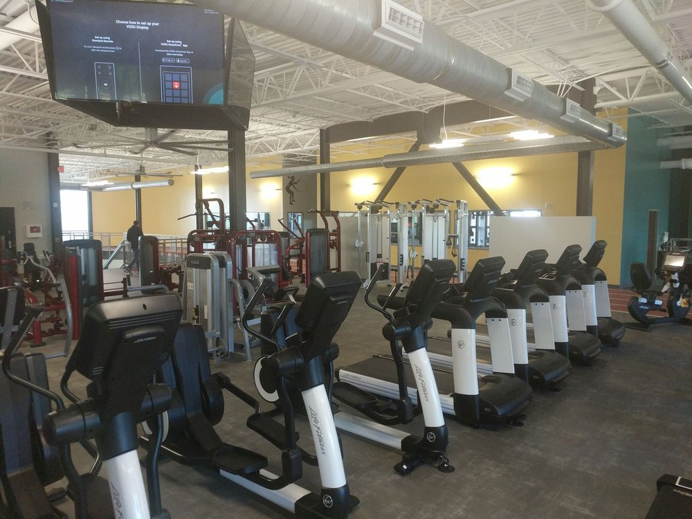 Ames Fitness Center