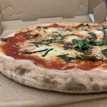 Photo of Firetrail Pizza - San Francisco, CA, United States. Margherita Pizza