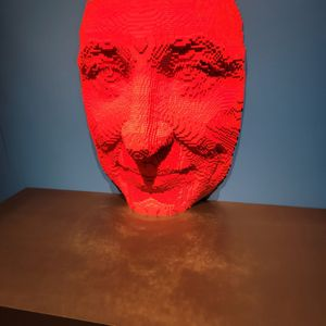 Photo of California Science Center - Los Angeles, CA, United States. Exhibits from The Brick of Arts